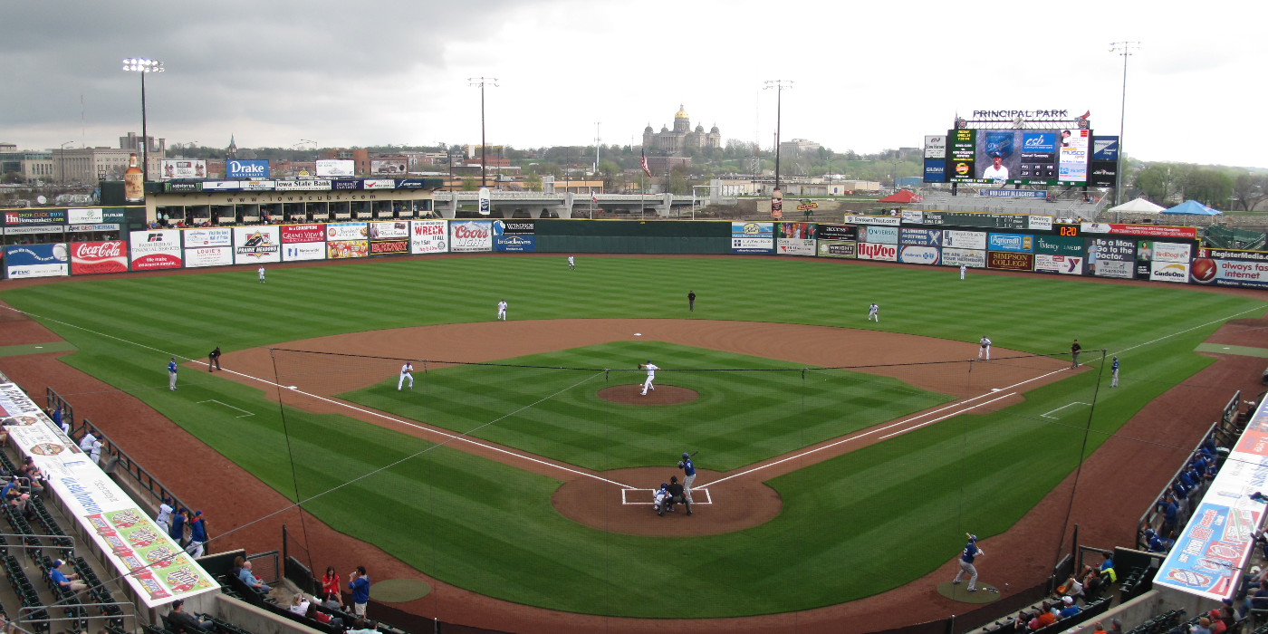 Iowa Cubs - Main Image